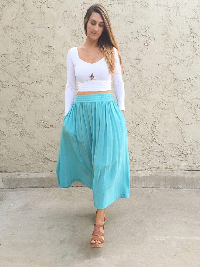 My mamas skirt 4